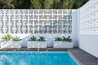 Bask and Stow | Gallery. I love this fence idea!!!
