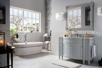 "Brittany 46"" Single Bathroom Vanity"