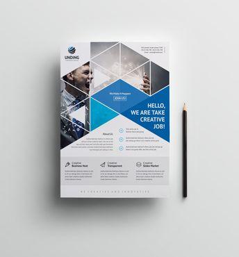 Mars Elegant Premium Business Flyer Template - Graphic Prime | Graphic Design Templates