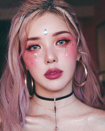 Pony park hye min make up★♡