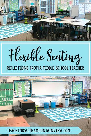 Middle School Classroom Tour