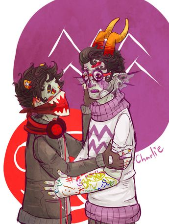 Recently shared cronus ampora x kankri vantas homestuck