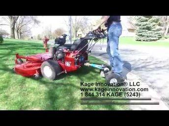 Flail mower for BCS, tondeuse a fléau pour tracteur bcs