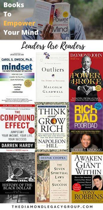 Library - Personal Development Books