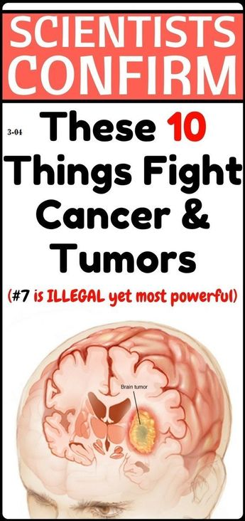 Scientists Confirm: These 10 Things Fight Cancer (# 7 is illegal)