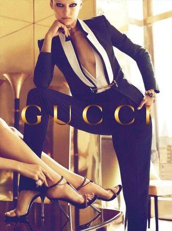 Gucci Spr/Sum 2012 - Karmen Pedaru by Mert & Marcus