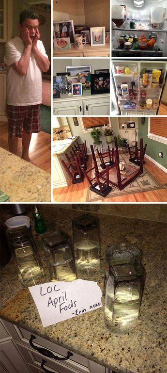 35+ Side-Splittingly Hilarious Pranks By Couples Who Aren't Afraid To Test Their Love