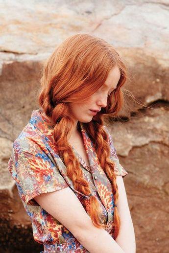 ▷ 1001 + nuances de couleur cuivre pour cheveux irrésistibles