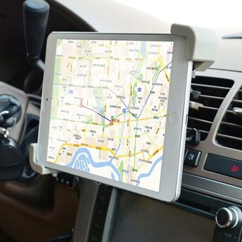 Cobao Fit 7 8 9 10 11 inch Car Air Vent Tablet PC Pad holder Stand Support for iPad 2 3 4 5 Mini Air Sam Tablet Nexus 7