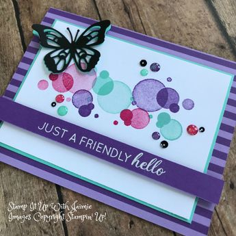 Stampin' Up! Beauty Abounds Card – HSS#315 – Stamp It Up with Jaimie