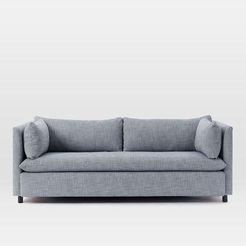 Sensational Berin Thin Arm Day Night Sleeper Sofas Creativecarmelina Interior Chair Design Creativecarmelinacom