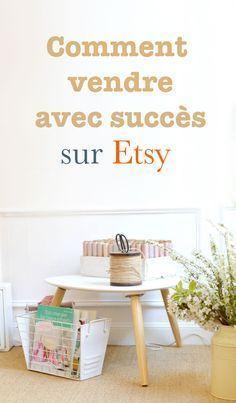 Management : Apprenez à vendre avec succès sur Etsy grâce aux formations Etsy Resolution...