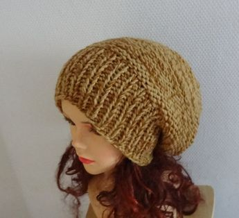 3938786484b Sacking Fall   Winter Hat Autumn Accessories Slouchy by Ifonka