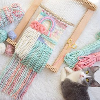 Updates from whiskerwoven on Etsy
