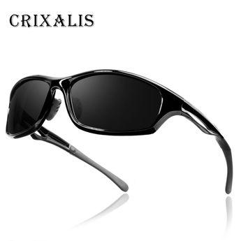 06dad6cf1f Crixalis Brand Designer Men s Sunglasses Polarized Driving Sun Glasses For  Men Women Goggles Eyewear Night Vision