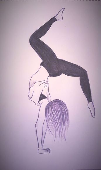 Drawing - #drawing #fille