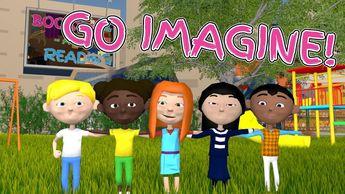 W5GO Imagine | Song for Children