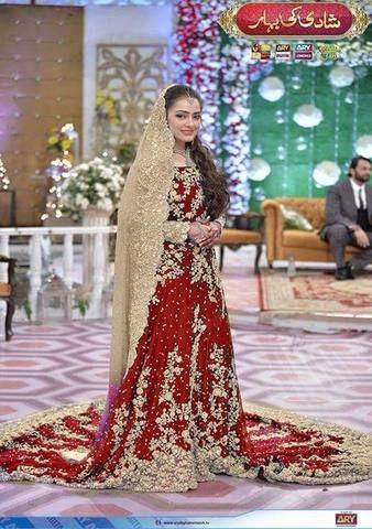 110dcd0d0c Zainab Chottani Bridal Suit