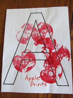 ABC Book: Letter A