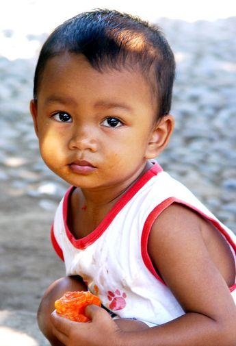 boy in Bali