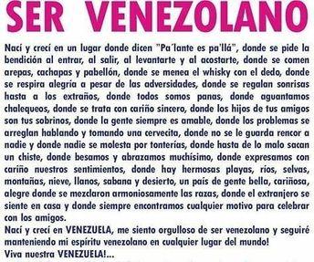 Debemos estar orgullosos de ser venezolanos. @entrevnezolanos @entrevnezolanos @entrevnezolanos  Tú estás orgulloso? Comenta lo que más te gusta de Venezuela.  #venezuela #orgullovenezolano  #venezuelan #venezuelalibre #caracas #yosoyvenezolano #entrevenezolanos #venezuela #lunes #opinion #colombia #chile #españa #comenta #comparte #dalelike #follow #sigueme