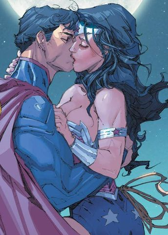 Superman New Love Interest | Superman and Wonder Woman, should they be together or not? - Superman ...