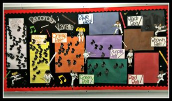 To check out other bulletin board ideas for the music classroom, visit Make Moments Matter by clicking on the top photo! Description from…