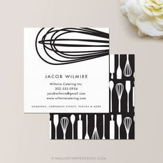 List Of Pinterest Catering Business Cards Ideas Pictures Pinterest