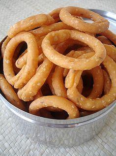 Andhra Pindivanta – Chegodilu – Savory Snack