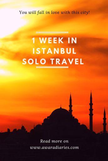 Istanbul In 1 Week