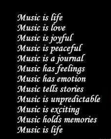 What music is to you?   #Countrymusic