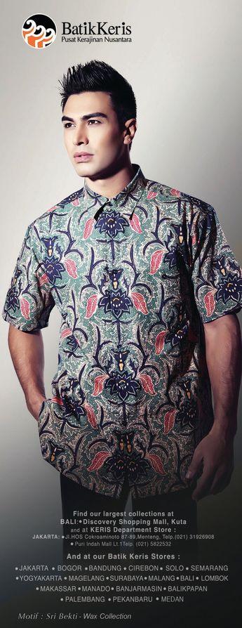 Batik Keris  batikkerisindo. Wax Collection. Motif  Sri Bekti. 5de248baed
