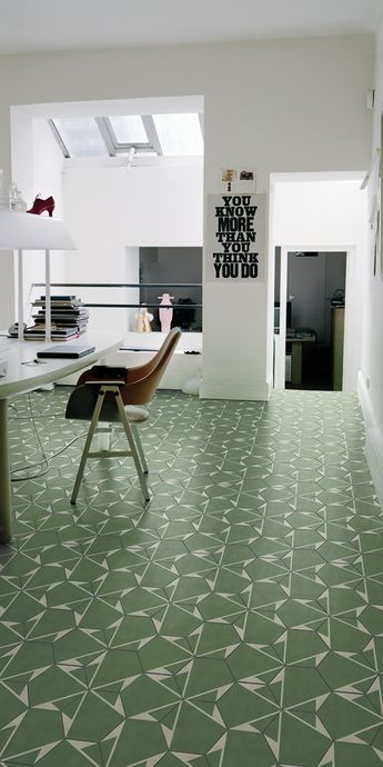 Hexagonal cement tiles Cementine esagonali