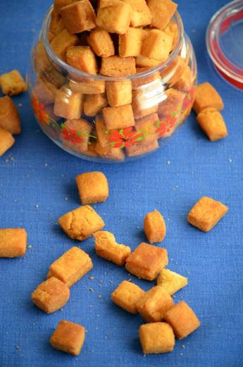 Nalini'sKitchen: Maida Biscuits