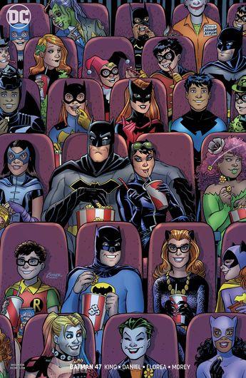 Batman #47 var ed