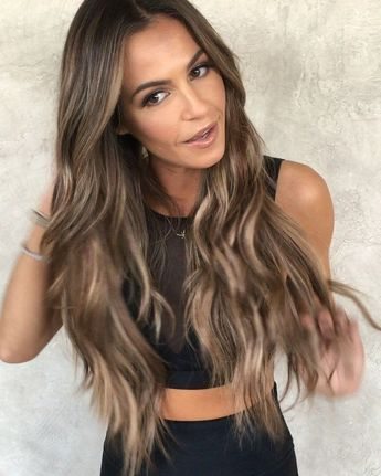 36 Hair Color Trends You Should Try #haircolortrends #haircolorideas #haircolor » Lisamaurodesign.com