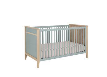 2cdd60ea28f Lit bébé 70 x 140 cm - Collection SWEET : Ce lit à barreaux de la