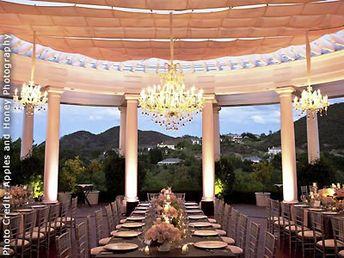 Sherwood Country Club Weddings Thousand Oaks Garden Wedding CA 91361