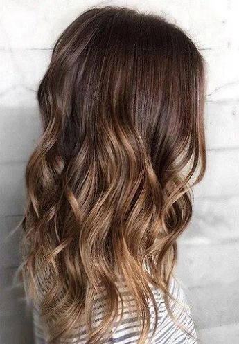 149 beautiful light brown hair color to try for a new look -page 24 > Homemytri.Com