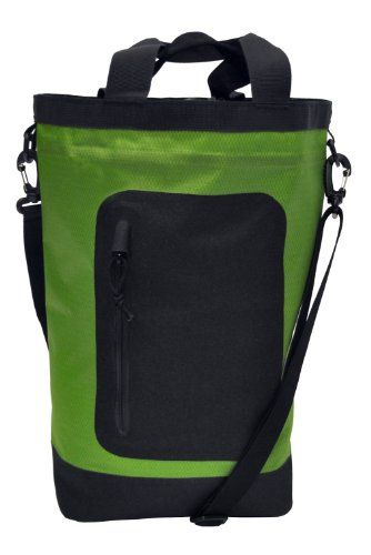 Seattle Sports Hydralight PVC Free 3Roll Tote Bag Small Green -- You can  find more 978eebc9922dc