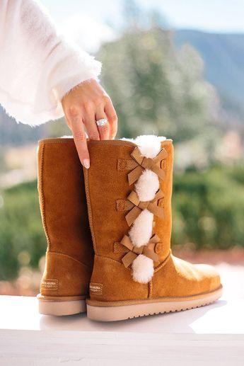 my furry fall koolaburra boots