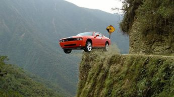 The most dangerous roads are spread all over the world, therefore be aware while…