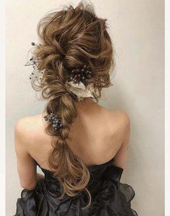 Crystal and Pearl hair vine Extra Long Hair Vine Bridal Hair #weddinghairdown