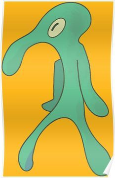 Transparent Bold And Brash Poster