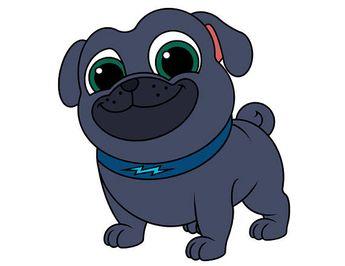 Puppy Dog Pals Bingo And Rolly Disney Junior Svg Files