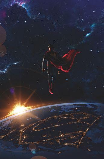 Superman: American Alien #7 by Ryan Sook