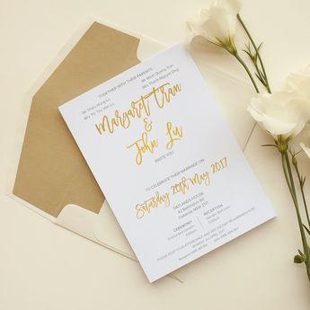 Swell - Invitations