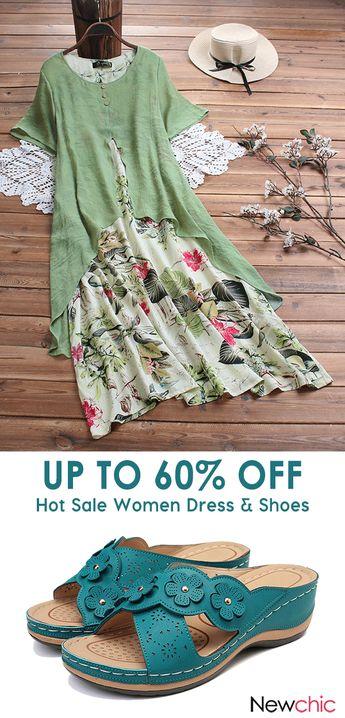 hot sale dress & shoes.