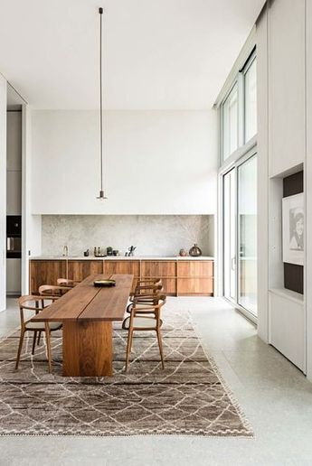 House tour: a beautifully modern penthouse apartment in Antwerp