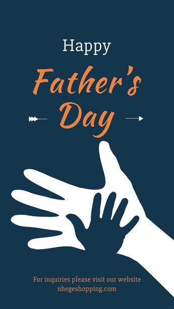 Free Father's Day Digital Signage